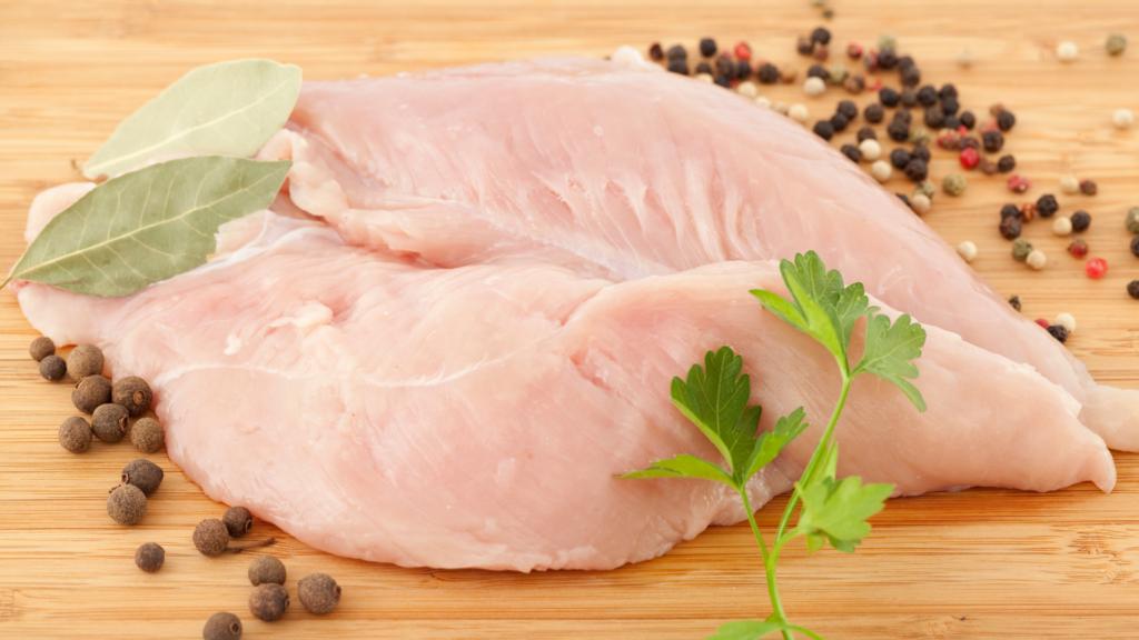differenze tra carne bianca e rossa: bianca