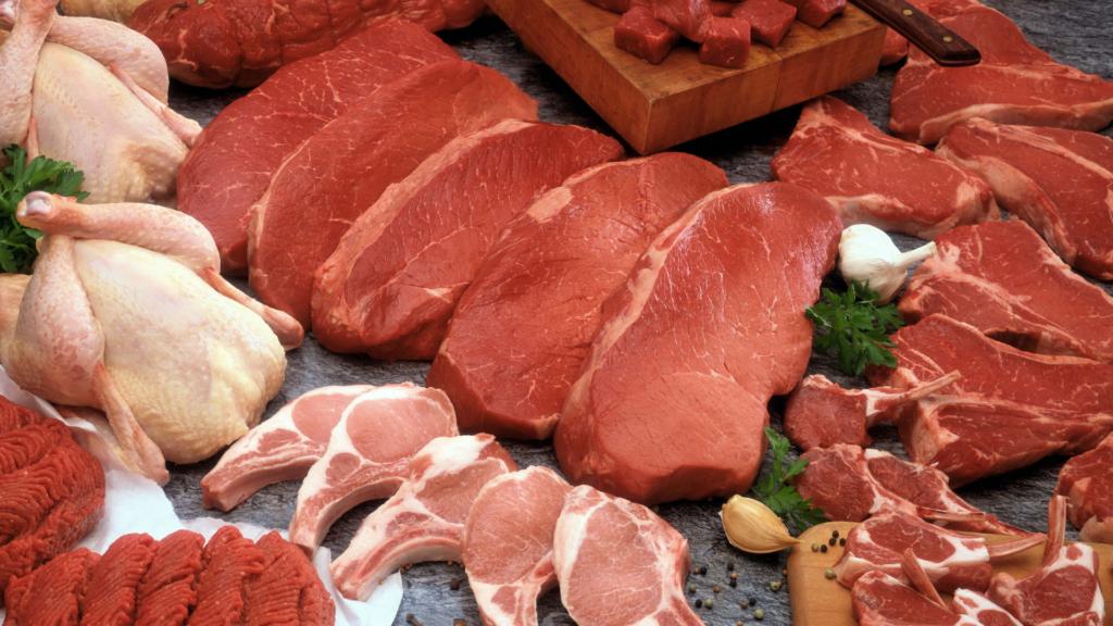 Differenze tra carne rossa e bianca