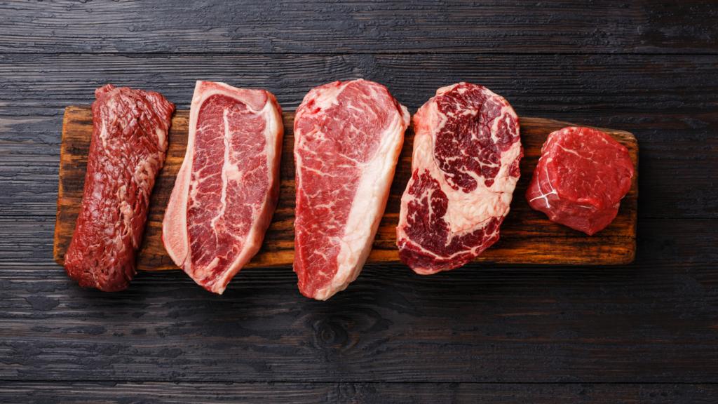 Differenze tra carne bianca e rossa: rossa