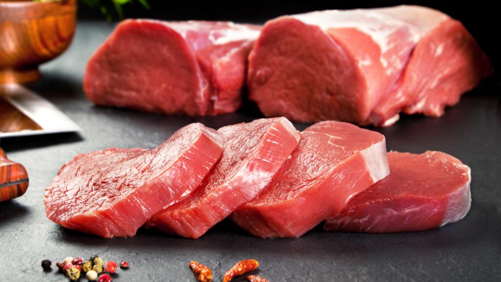 carne rossa tagliata